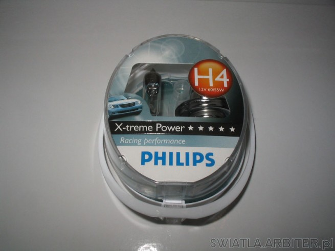 philips x treme power h4 pi gwiazdek racing performance. Black Bedroom Furniture Sets. Home Design Ideas