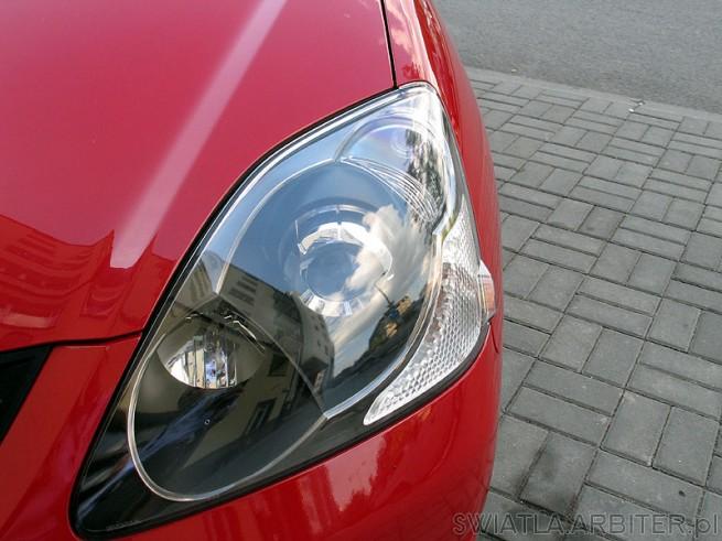 Honda Civic Niekt 243 Re Modele Miały Reflektor Soczewkowy